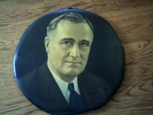 Franklin Roosevelt; Memorabilia Items