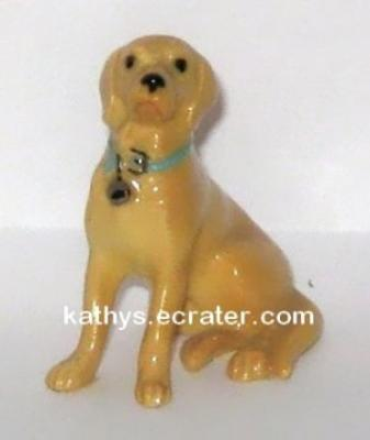Hagen Renaker Golden Labrador Dog #888-1 Animal Figurine