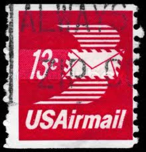 Stamps; USA - CIRCA 1973: A Stamp printed in USA