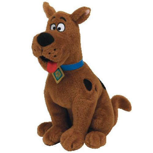 SCOOBY DOO-SCOOBY PLUSH BEANIE BY TY
