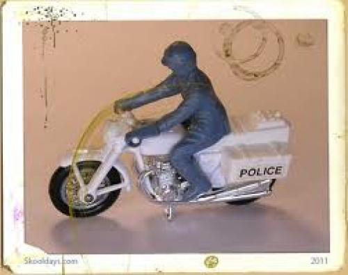 Police Motor Cycle