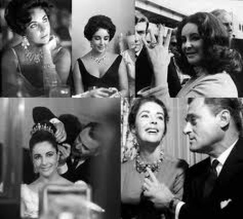 Memorabilia; Elizabeth  Taylor&#039;s Actress