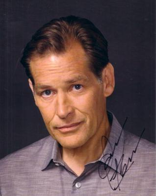 James Remar autographed 8x10 photo
