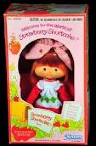 dolls; Strawberry Shortcake, First Edition in the Dolls