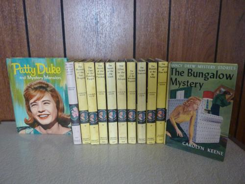 Vintage Tween Books/Nancy Drew, Patty Duke, Barbie, Tammy