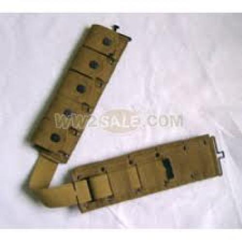 Militaria; Army WW2 Cartridge Belt US