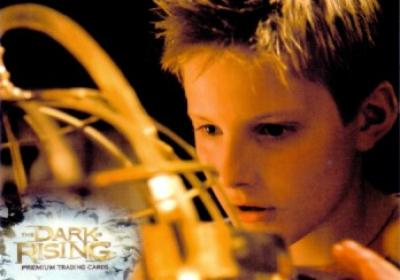 Seeker: Dark Is Rising 2007 Comic-Con promo card P-SD2007