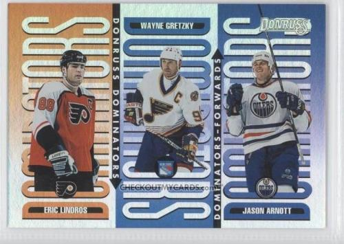 1996-97 Donruss Hockey Dominators