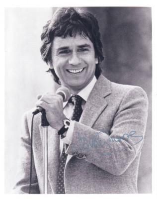 Dudley Moore autographed 8x10 photo