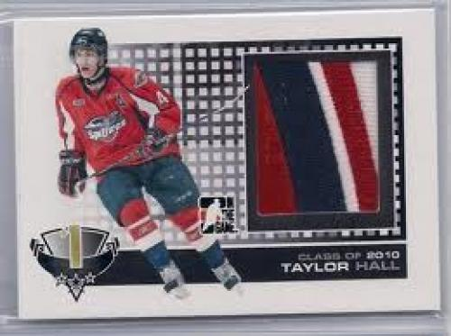 Virtual Card Show: Taylor Hall Hockey Cards