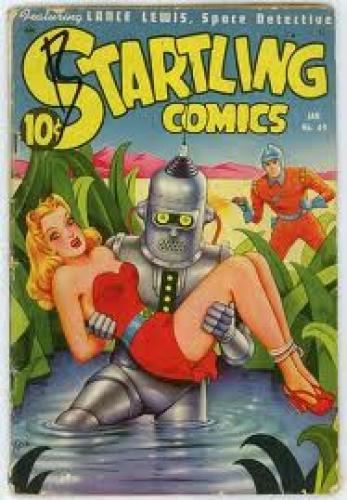 Startling Comics 49, 1948