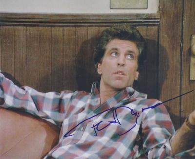 Ted Danson autographed 8x10 photo