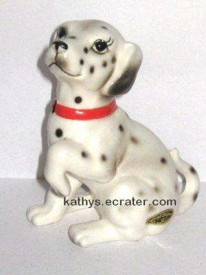 Josef Originals Porcelain Dalmation Dog Animal Figurine