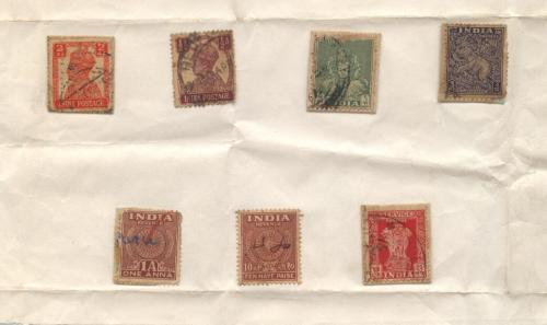 100 Years Old Stamps