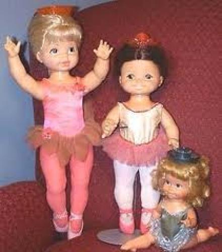 Mattel Dancerina dolls 1970's.