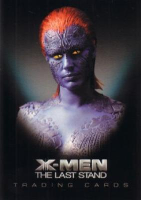 X-Men The Last Stand promo card P3 (Mystique) RARE