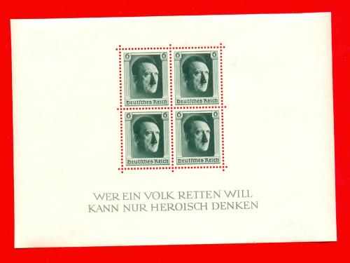 ADOLF HITLER  mint