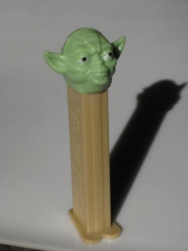 Star Wars Yoda Pez Dispenser