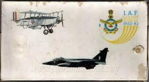 Matchboxes; IAF  50th Anniversary Celebrations in 1982