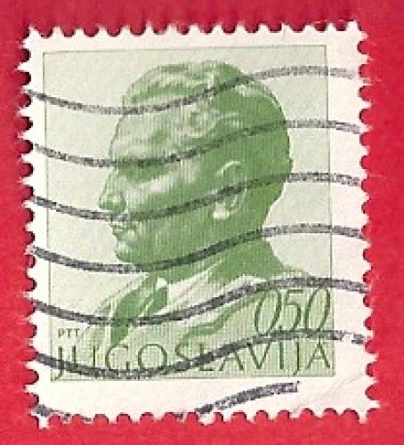 Jugoslavija - Tito - 0.50 dinara
