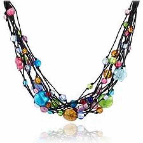 Jewelry; Fashion jewelry necklace