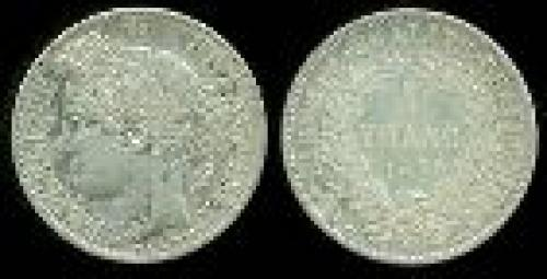 1 franc; Year: 1849-1960; (km 759)