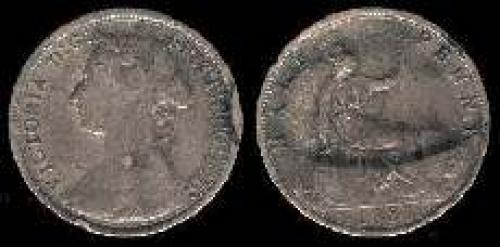 Half Penny 1874-1894 (km 754)