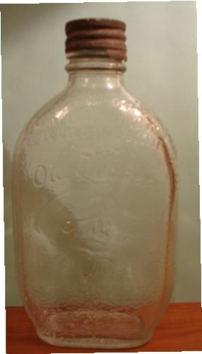 Old Quaker Bottle