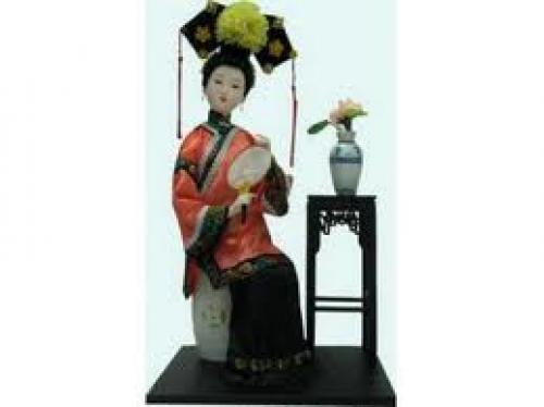 Chinese Antique doll
