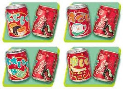 Bottle and Cans; 2009 of Coca-Cola light bottles. Coca-Cola HK 2000 Cutie Cans Set