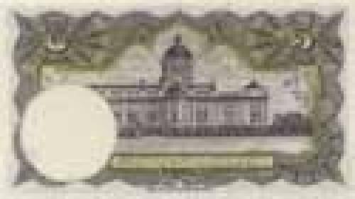 5 Baht; Issue of 1953-1955