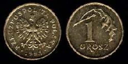 1 grosz 1990 (km y#276)