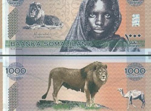 Somaliland - 1,000 Shillings-2006