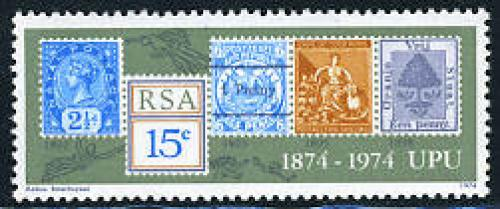 UPU Centenary 1v; Year: 1974