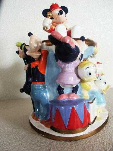Mickey Mouse Club Cookie Jar