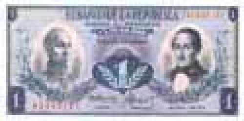 1 Peso; Issue of 1959-60