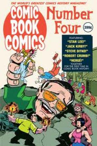 Comics; The incredible saga of the comic book