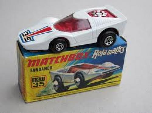 Superfast Fandango 1970's