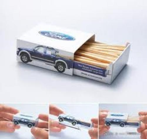 Creative Match Boxes
