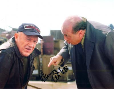 Danny DeVito autographed The Heist 8x10 photo