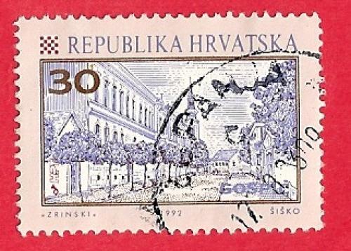 HRVATSKI GRADOVI-GOSPIĆ