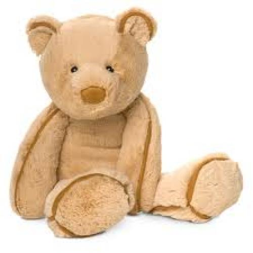 Toys; Piper Bear Plush Toy by Jellycat