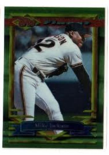 FRANCISCO GIANTS - Mike Jackson #311 Topps 1994 Finest FOIL Baseball ...