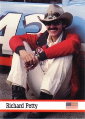 Richard Petty 1993 Fax-Pax card