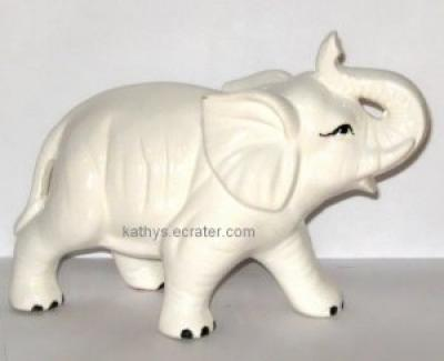 Empress Haruta Japan Ivory Elephant Animal Figurine