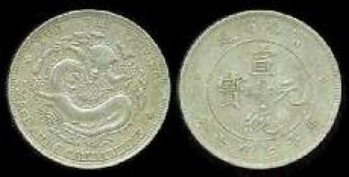 50 cents; Year: 1909-1911; (km y#259)