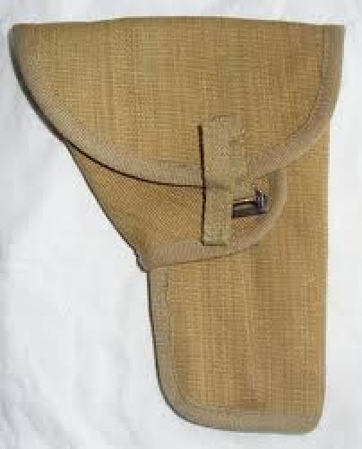 British military gun sleeve