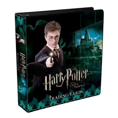 Harry Potter and the Order of the Phoenix album or binder
