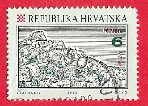 HRVATSKI GRADOVI-KNIN