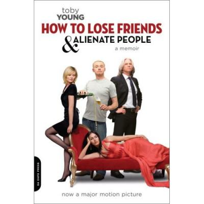How to Lose Friends and Alienate People book by Toby Young NEW